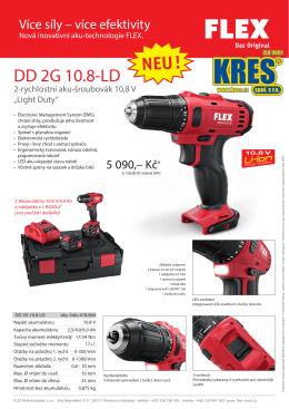 DD 2G 10.8-LD