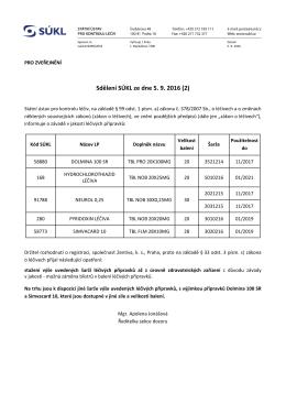 Sdělení SÚKL ze dne 5.9.2016 (2), soubor typu pdf