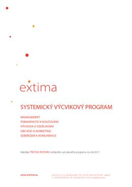 systemický výcvikový program