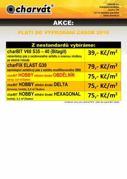 Kč/m2 75,- Kč/m2 75,- Kč/m2 75,- Kč/m2