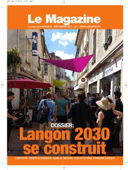 Le Magazine - Ville de Langon