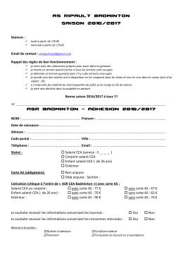 bulletin d`inscription au format PDF
