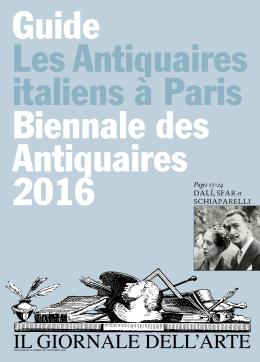 à Paris - Il Giornale dell`Arte
