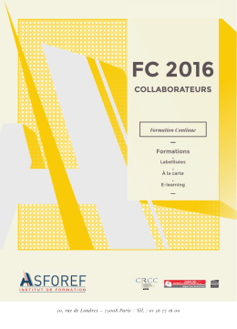 fC 2016 Collaborateurs