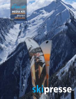 Pure ski - Ski Presse