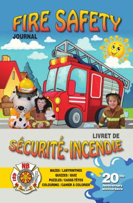 JOURNAL LIVRET DE - Association des chefs pompiers du