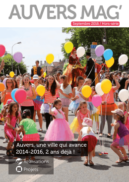 Publications - Site officiel de la ville Auvers-sur-Oise