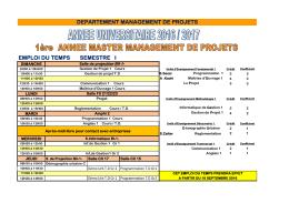 Emploi du temps Management SI 2016-2017.xlsx