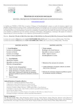 notice d`information 2016-201 - Master PDI