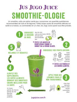Smoothie-ologie
