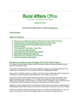 Rural Affairs Office