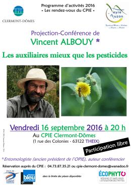 Vincent ALBOUY - CPIE Clermont