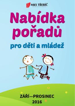divadlo Pasáž - Městské kulturní středisko Třebíč
