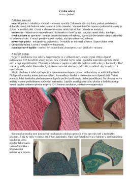 Výroba sekery ucw.cz/palmir Potřebný materiál: topor (topůrko