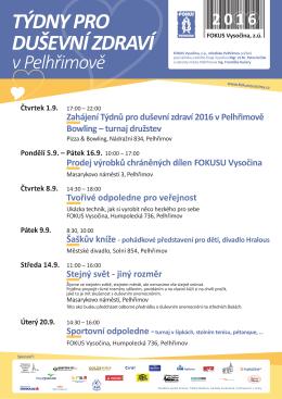 plakát PE_ - FOKUS Vysočina