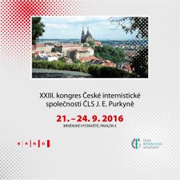 Zde - Základní informace - Česká internistická společnost