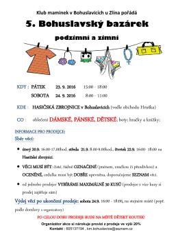 Pozvánka zde - Obec Karlovice