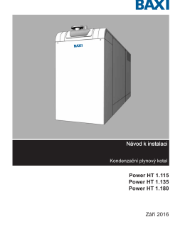 Návod Power HT 1.115-1.180