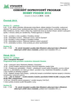 Stáhnout soubor - Výstaviště České Budějovice as