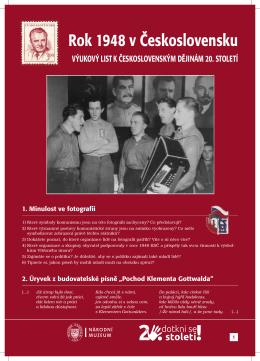 Rok 1948 v Československu