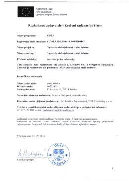 ffiffi - Obec Srbsko
