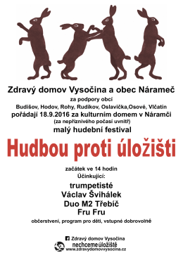 Festival - Vlčatín