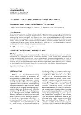 PDF, 984.19 kB - Inżynieria Ekologiczna