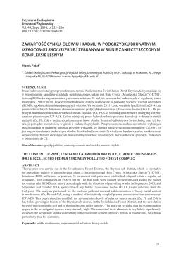 PDF, 1.04 MB - Inżynieria Ekologiczna