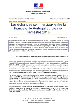 20160915_N_échanges bilateraux_1 semestre 2016