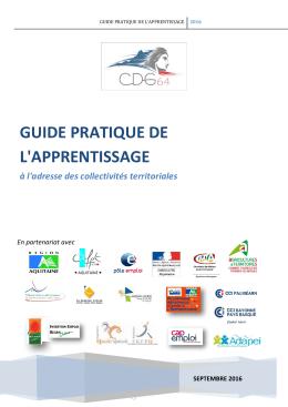 guide pratique de l`apprentissage - Cdg-64