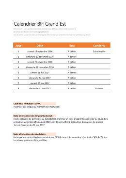 calendrier-bif-als-2016-2017 - Ligue du Grand Est de Roller Sports