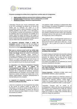 Concours International Françoise