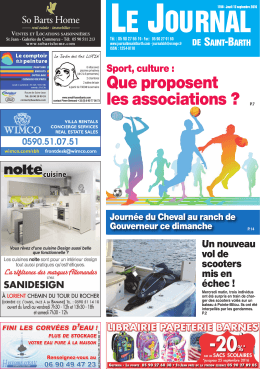 Mise en page 1 - Journal de Saint Barth