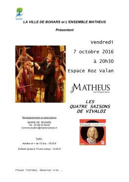 Ensemble MATHEUS - Mairie de Bohars