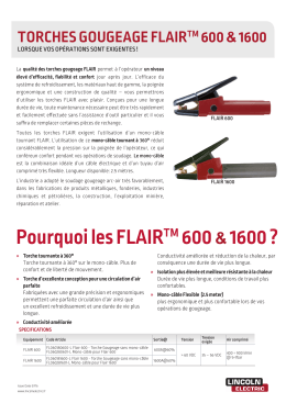 Flair 600 and 1600