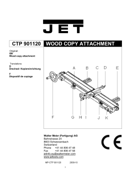 ctp 901120 wood copy attachment - ToolParts