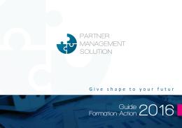 Téléchargez Notre Guide - Partner Management Solution