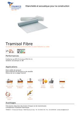 tramisol fibre