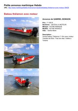 Imprimer - Martinique Hebdo
