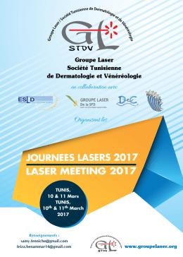 laser meeting 2017 journees lasers 2017