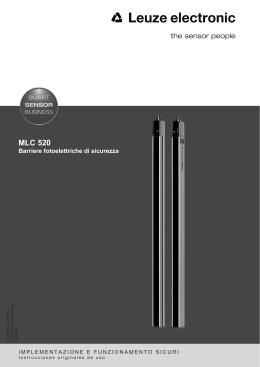 MLC 520 - Leuze electronic