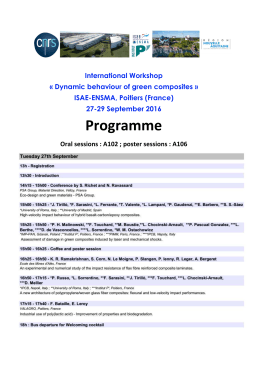 programme v1