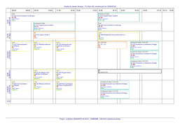 Ouvrir emploi du temps PDF - Enseirb