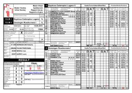 2 - Inline Hockey Sayaluca Cadempino Lugano