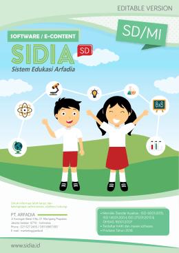 Katalog TIK DAK SD 2016