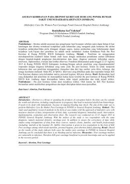 this PDF file - STIKES Pemkab Jombang
