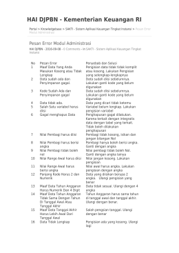 PDF - DJPBN - Kementerian Keuangan