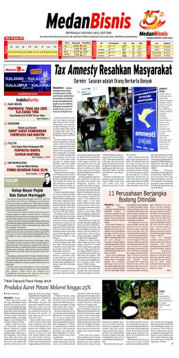 Harian Medan Bisnis