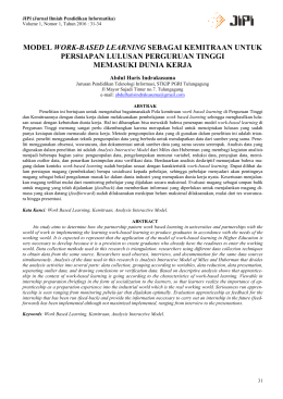Unduh file PDF ini - Jurnal Online STKIP PGRI Tulungagung