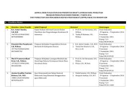 disini - Unit Penelitian dan Pengabdian Masyarakat FH UGM